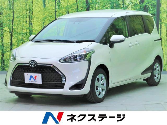 トヨタ X 登録済未使用車 衝突軽減装置 SDナビ プッシュスタート