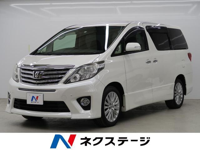 トヨタ 240S 両側パワスラ/純正HDDナビ/フルセグ/4WD