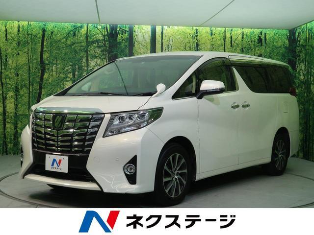 トヨタ 2.5G 4WD 社外11型ナビ 天吊モニター 衝突軽減装置