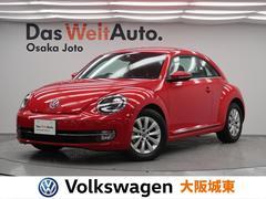 VW ザ・ビートルジャーニー 純正ナビ・HIDヘッドライト・6エアバッグ