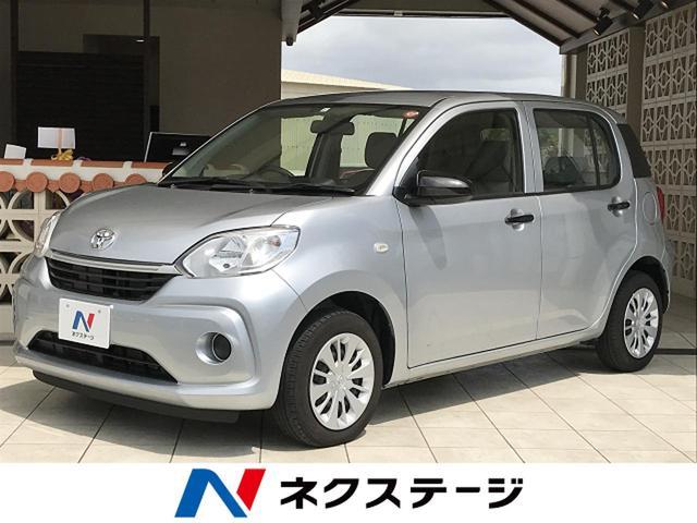 沖縄県豊見城市の中古車ならパッソ X 自社買取 ワンオーナー スマートキー