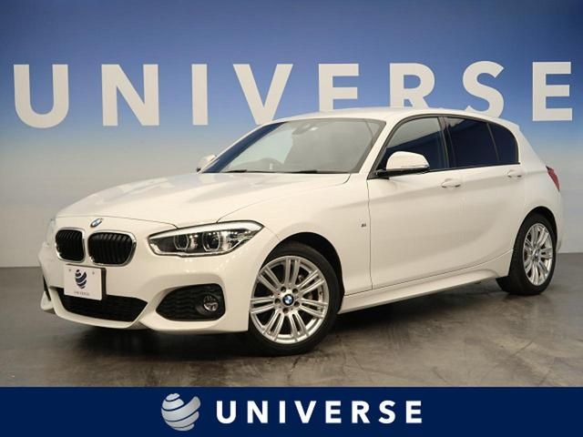 BMW 118d Mスポーツ 純正ナビ バックカメラ LEDヘッド