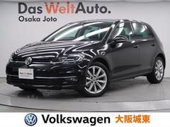 VW ゴルフTSIコンフォートライン テックエディション 1オーナー