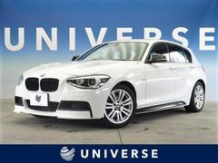 BMW116i Mスポーツ 1オーナー 禁煙車 純正ナビ Bカメラ