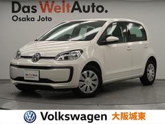 VW アップ!ムーブ アップ! ワンオーナー・インフォテイメントパッケージ