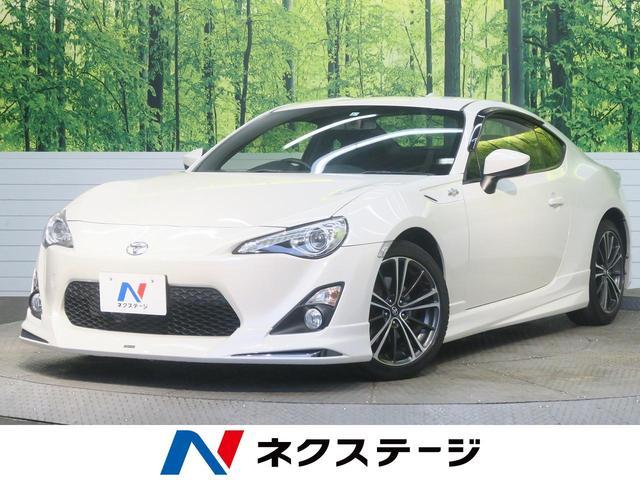 トヨタ GT モデリスタエアロ 純正SDナビ デュアルオートエアコン