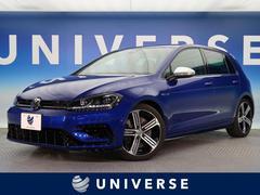 VW ゴルフRベースグレード DiscoverProナビ 専用黒革シート