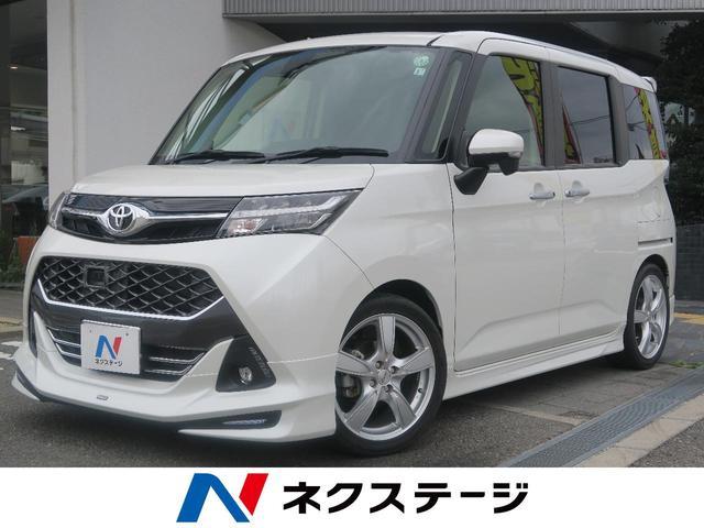 トヨタ カスタムG-T 純正SDナビ スマートアシスト2 モデリスタ