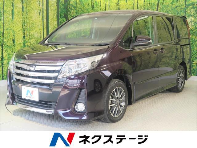 トヨタ ノア Si 両側電動ドア LEDヘッド 純正9型ナビ
