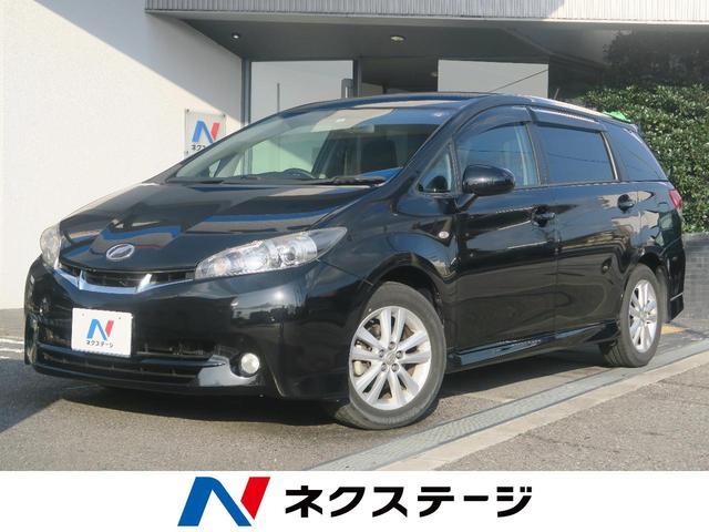 トヨタ 1.8S ワンオーナー/ESC/純正SDナビ/ワンセグ