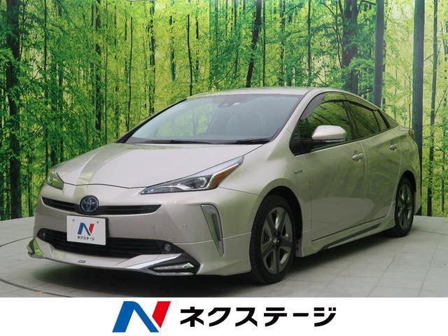 トヨタ Aツーリングセレクション モデリスタエアロ 純正9型ナビ