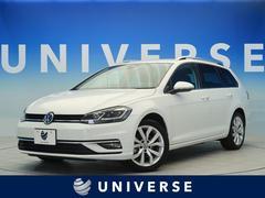 VW ゴルフヴァリアントTSIハイライン アダプティブクルーズコントロール