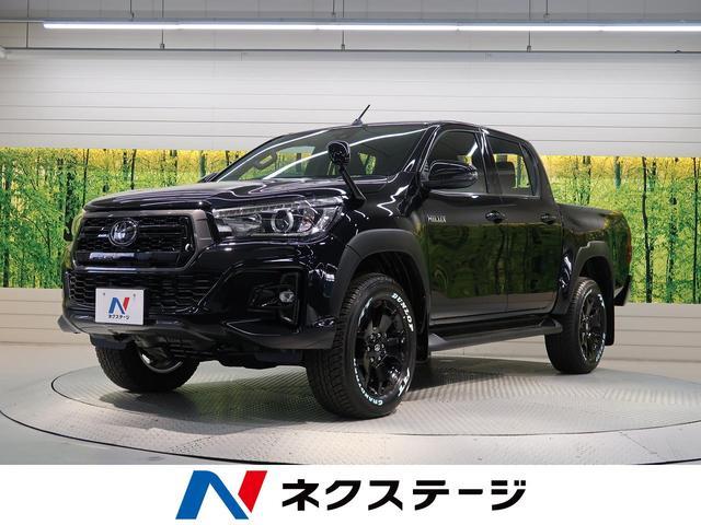 トヨタ Z ブラックラリーエディション 4WD 登録済未使用車