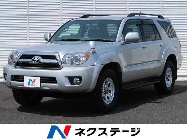 トヨタ SSR-Xリミテッド 社外HDDナビ/ETC/ルーフレール