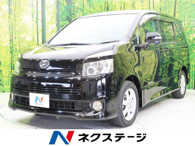 トヨタ Z 両側自動ドア 純正HDDナビ フルセグ