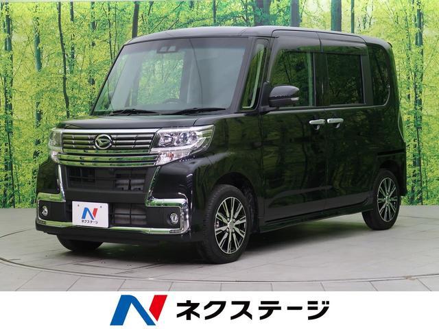 ダイハツ カスタムX トップエディションSAIII 純正ナビ ETC