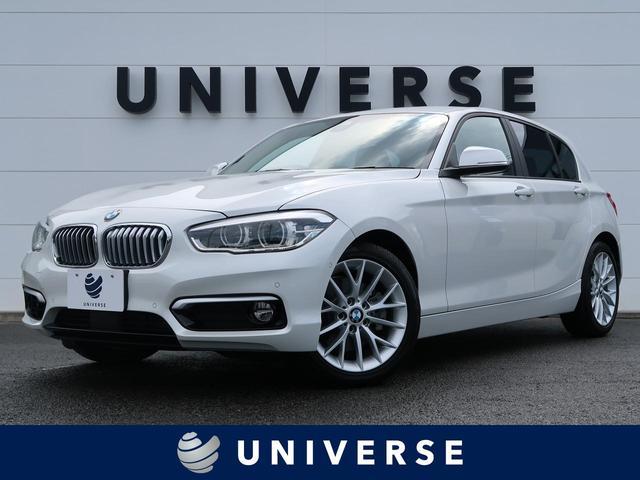 BMW 118i ファッショニスタ アップグレードPKG 白革シート