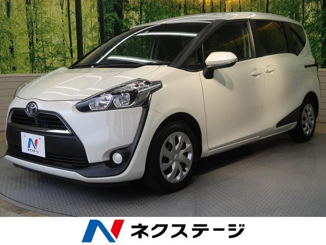 トヨタ G 両側パワスラ セーフティセンス 純正SDナビ