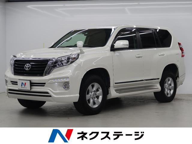トヨタ TX Lパッケージ 4WD/7人乗/社外SDナビ/フルセグ