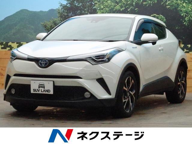 沖縄県の中古車ならC-HR G 衝突被害軽減 純正7型ナビ ETC
