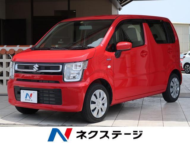 沖縄県の中古車ならワゴンR ハイブリッドFX CDオーディオ・アイドリングストップ