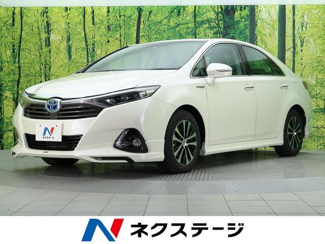 トヨタ S 純正SDナビ バックカメラ モデリスタエアロ