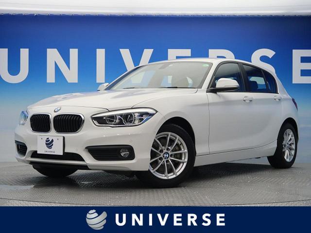 BMW 118i ワンオーナー・プラスPKG・純正HDDナビ・ETC