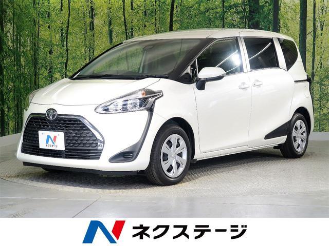 トヨタ X セーフティセンス オートハイビーム SDナビ