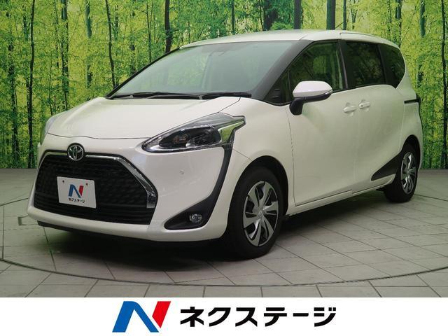 トヨタ G クエロ 7人 両側電動 セーフティセンス 登録済未使用車