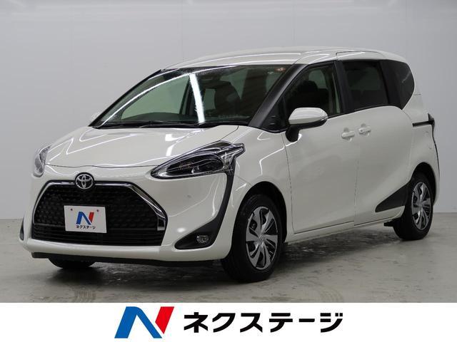トヨタ G クエロ 社外SDナビ/衝突軽減/両側パワスラ/LED