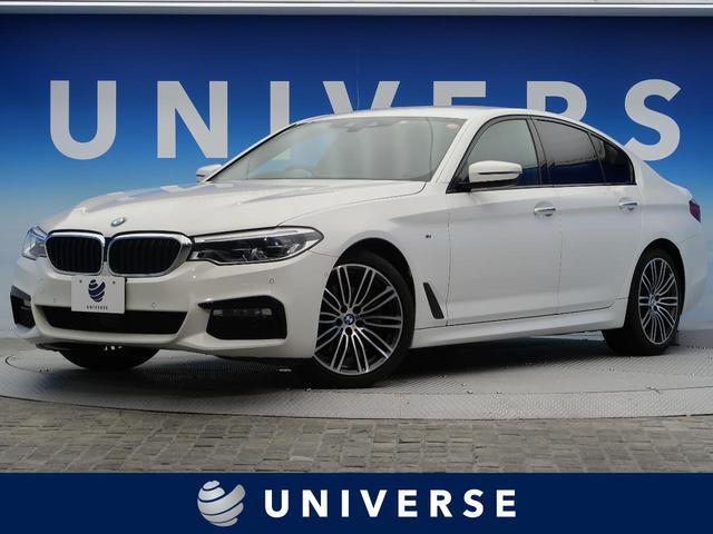 BMW 523d Mスポーツ 1オーナー インテリセーフ 自社買取