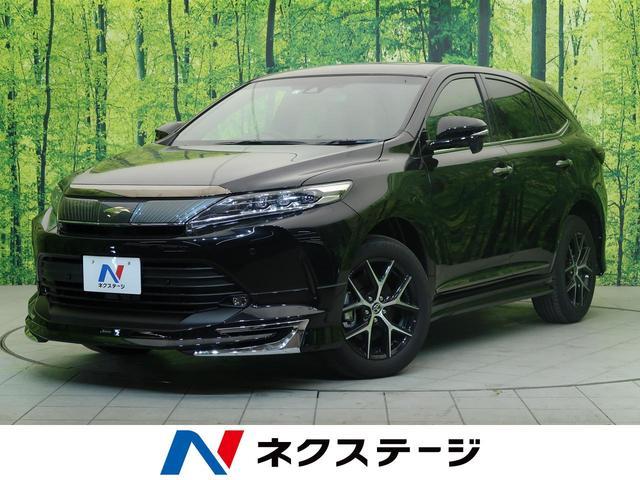 トヨタ プレミアム スタイルノアール アルパイン10型ナビサンルーフ