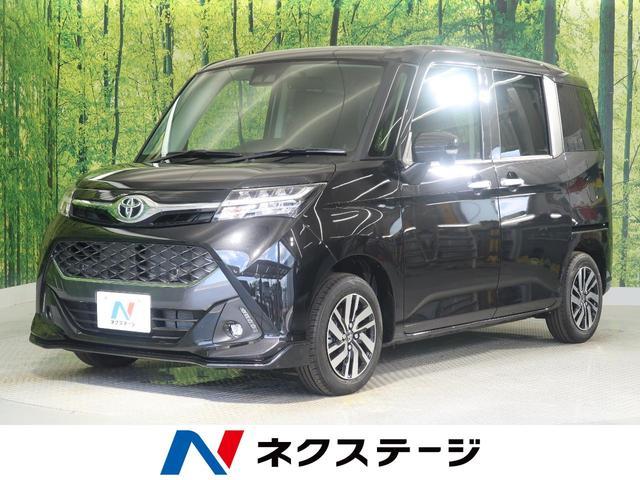 トヨタ タンク カスタムG SAIII 両側電動ドア オートハイビーム