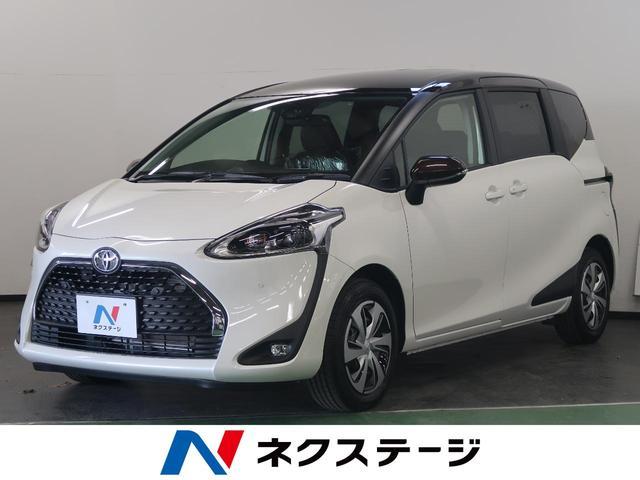 トヨタ G クエロ 2トーン 新品ナビ 登録済未使用 両側電動ドア
