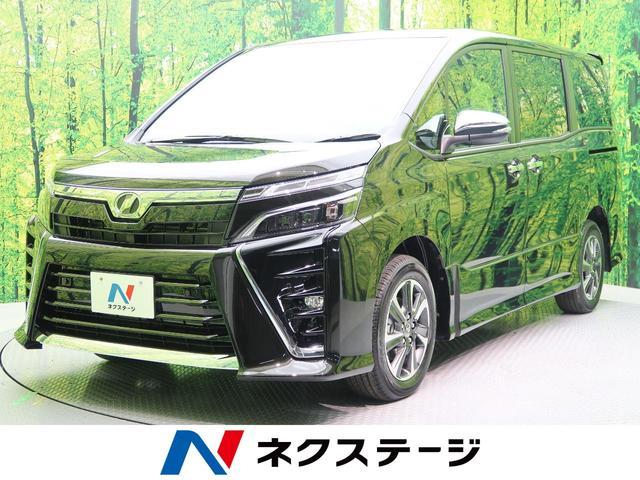 トヨタ ZS 煌II SDナビ 両側電動ドア 衝突軽減装置