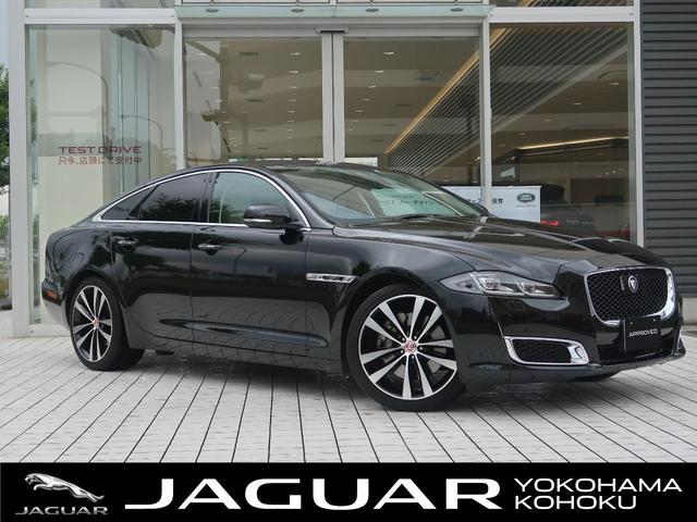 XJ(ジャガー) XJ R−スポーツ 中古車画像