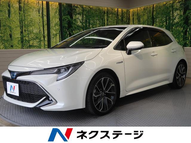 カローラスポーツ(トヨタ) ハイブリッドG Z 中古車画像