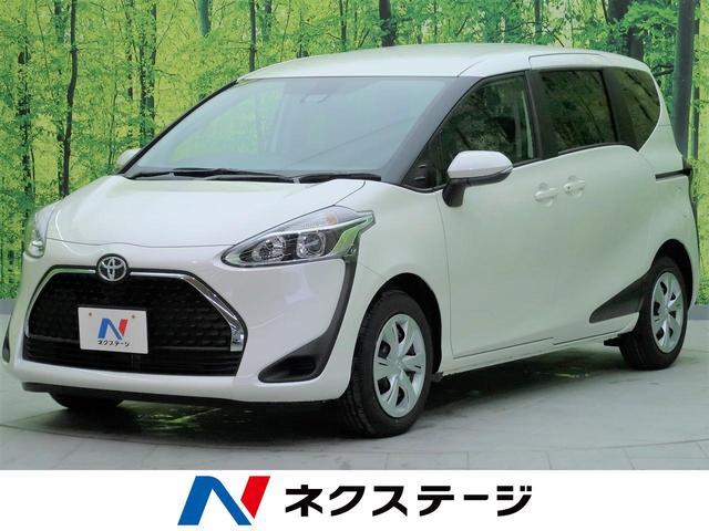 トヨタ X 登録済未使用 トヨタセーフティーセンス 電動スライドドア
