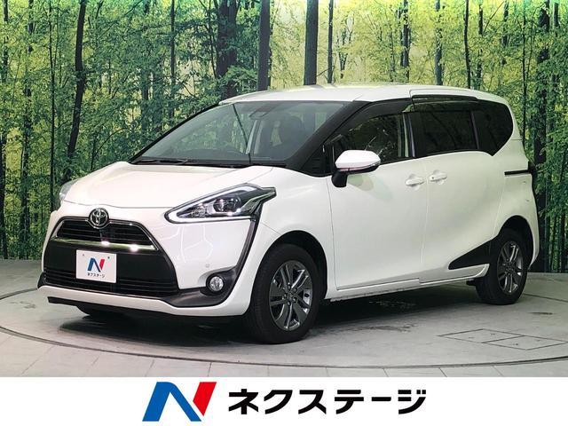 トヨタ G 4WD 純正ナビTV セーフティセンス 両側電動ドア