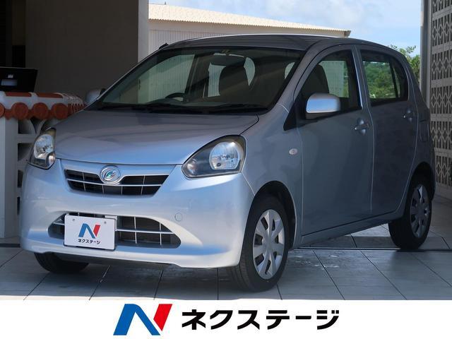 沖縄県の中古車ならミライース L アイドリングストップ CVT PW PS