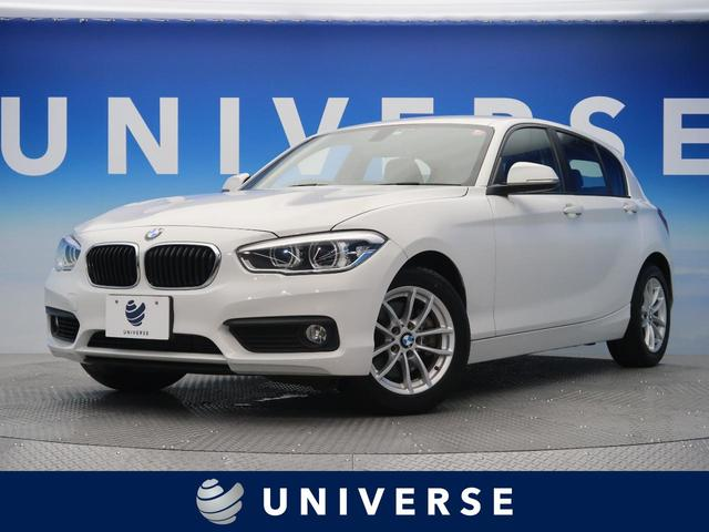 BMW 118i ベーシックPKG プラスPKG 純正HDDナビ