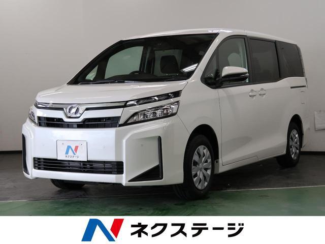 トヨタ X 登録済み未使用車 両側パワスラ セーフティセンス