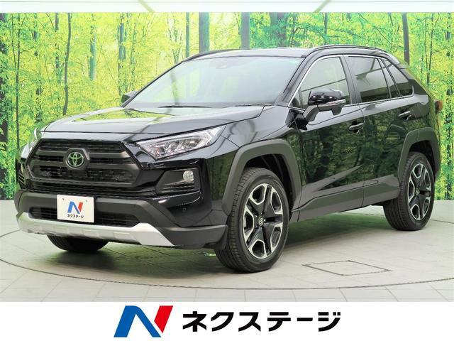 トヨタ アドベンチャー 4WD セーフティセンス クリアランスソナー
