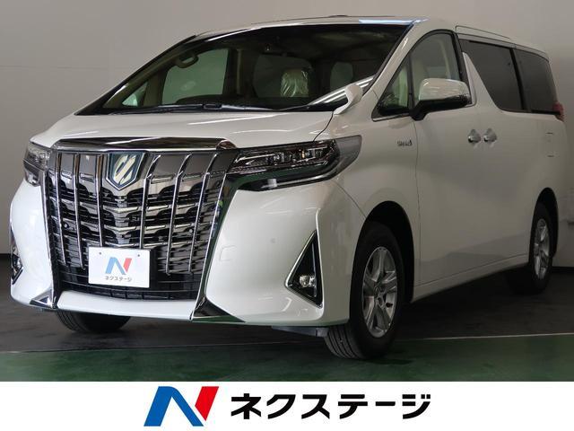 トヨタ ハイブリッドX 7人 サンルーフ セーフティセンス