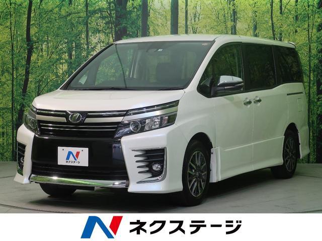 トヨタ ZS 煌II セーフティセンス 社外SDナビ 両側電動ドア