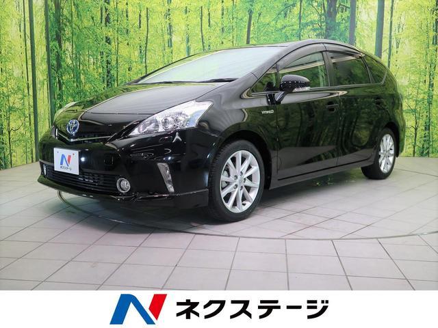 トヨタ Sツーリングセレクション 純正7型SDナビ