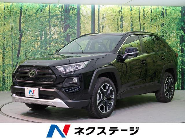 トヨタ アドベンチャー 登録済未使用車 現行型 4WD サンルーフ