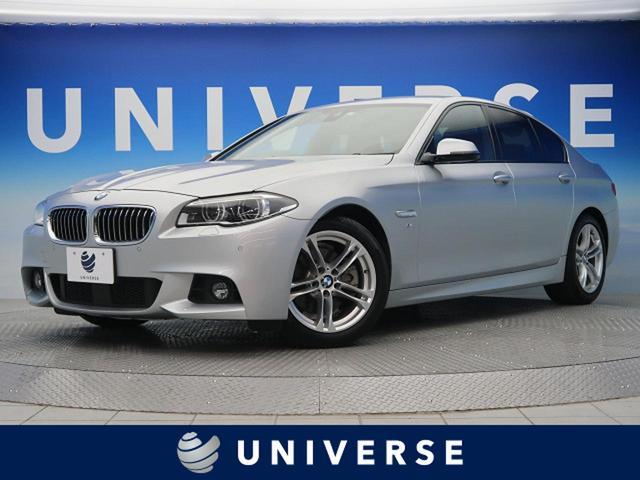 BMW 528i Mスポーツ インテリセーフ ワンオーナー ACC