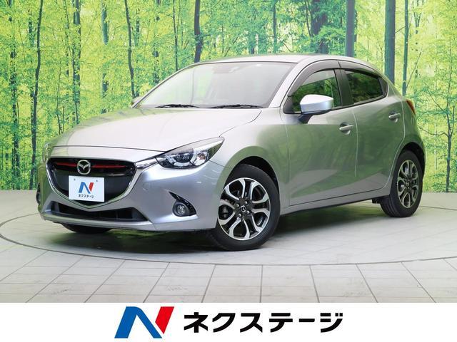 マツダ XDツーリング 衝突軽減ブレーキ・純正SDナビ