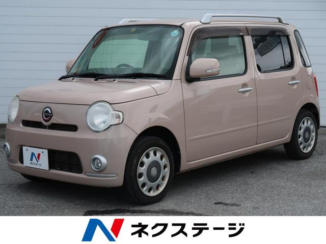 沖縄県の中古車ならミラココア ココアプラスX 純正SDナビ 地デジ ETC